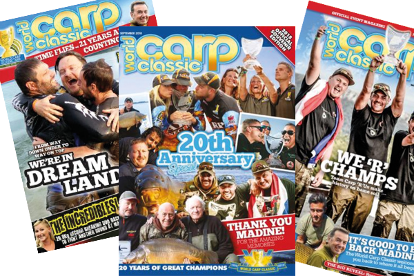 WCC-magazines