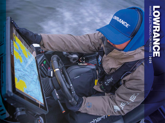 2020 Catalogue Lowrance